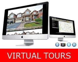 Providing Virtual Tour and Photography in Toronto Oakville Brampton Mississauga Vaughan Milton Richmond Hill
